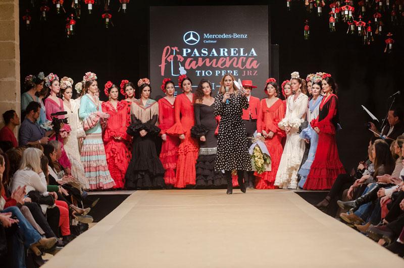 ABM Eventos  hace un positivo balance de la Pasarela Flamenca Jerez – Tío Pepe 2018