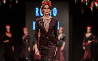 Múltiples propuestas sorprenden en la Pasarela Flamenca Jerez – Tío Pepe 2018