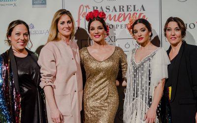 Estilos y tendencias para todas las edades en el segundo día de la Pasarela Flamenca Jerez – Tío Pepe 2018